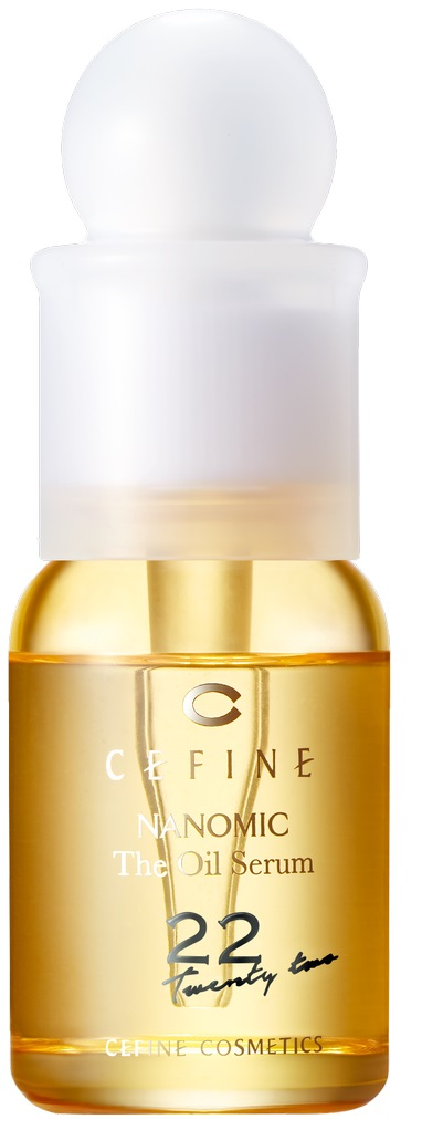 "СЫВОРОТКА-МАСЛО ВОССТАНАВЛИВАЮЩАЯ ""NANOMIC THE OIL SERUM 22"". CEFINE"
