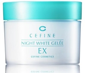 "ЖЕЛЕ НОЧНОЕ ВОССТАНАВЛИВАЮЩЕЕ ""BEAUTY PRO NIGHT WHITE GELEE"". CEFINE"
