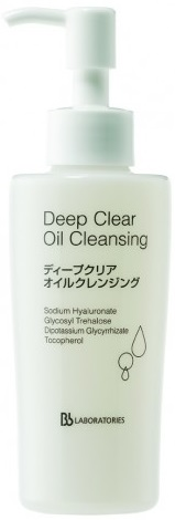 МАСЛО ОЧИЩАЮЩЕЕ DEEP CLEAR OIL CLEANSING. BB LABORATORIES