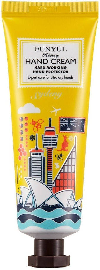КРЕМ ДЛЯ РУК С ЭКСТРАКТОМ МЕДА (СИДНЕЙ) EUNYUL HONEY HAND CREAM. EUNYUL