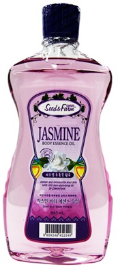 SEED & FARM JASMINE BODY ESSENCE OIL МАСЛО ДЛЯ ТЕЛА ЖАСМИН . ORGANIA