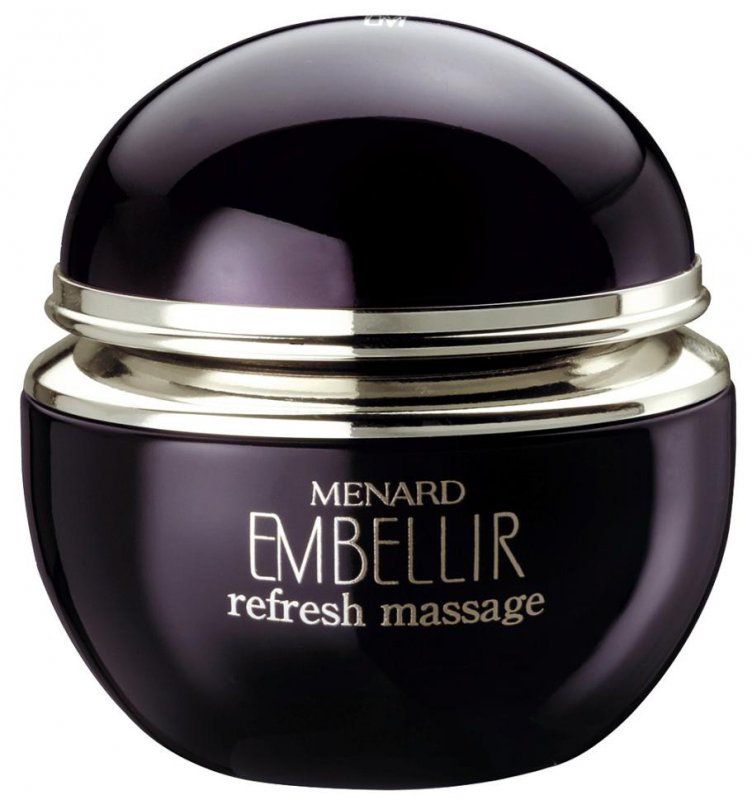 ЛИНИЯ EMBELLIR REFRESH MASSAGE ОСВЕЖАЮЩИЙ МАССАЖНЫЙ КРЕМ. MENARD