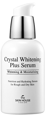 ОСВЕТЛЯЮЩАЯ ЭССЕНЦИЯ ПРОТИВ ПИГМЕНТАЦИИ  CRYSTAL WHITENING PLUS SERUM
