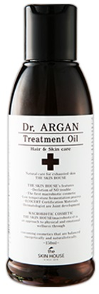 МАСЛО АРГАНЫ ДЛЯ ВОССТАНОВЛЕНИЯ ВОЛОС DR. ARGAN TREATMENT OIL. THE SKIN HOUSE