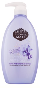 ГЕЛЬ ДЛЯ ДУША ШАУЭР МЭЙТ ЛАВАНДА И БЕЛЫЙ ЧАЙ / SHOWER MATE BODY CLEANSER LAVENDER & WHITE TEA . KERASYS