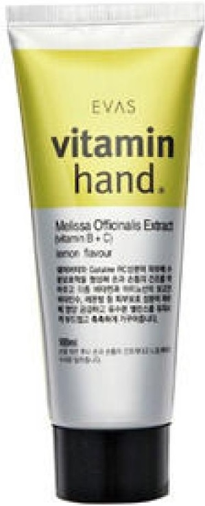 КРЕМ ДЛЯ РУК VITAMIN HAND CREAM LEMON. EVAS