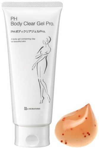 ДЕЛИКАТНЫЙ СКРАБ-ГЕЛЬ С ВУЛКАНИЧЕСКИМИ МИНЕРАЛАМИ ДЛЯ ТЕЛА / PH BODY CLEAR GEL PRO.. BB LABORATORIES