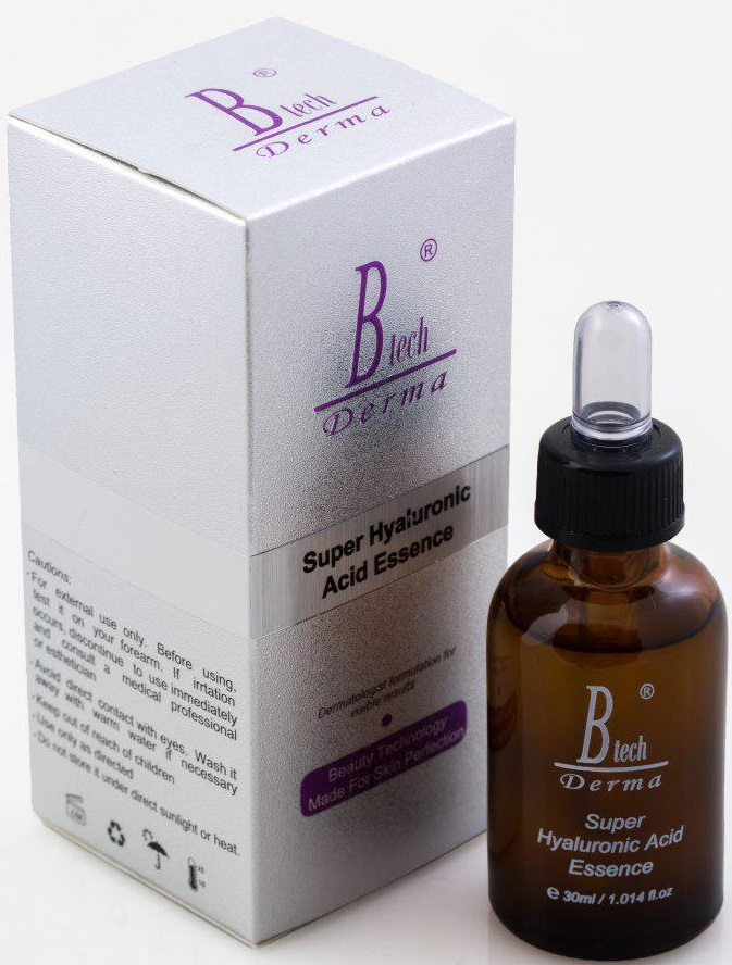 ГИАЛУРОНОВАЯ КИСЛОТА BTECH DERMA SUPER HYALURONIC ACID ESSENCE. BEATECH DERMA