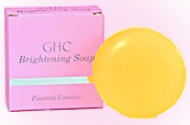 "МЫЛО ""GHC BRIGHTENING SOAP"" GHC (РОЗОВАЯ)"